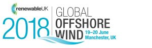 Global Offshore Wind 2018 @ Manchester Central Convention Complex